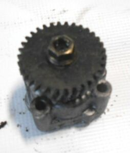Kubota B1550 Oil Pump Assembly Part 1526135010 W 1595435662 Gear