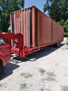 Shipping Container 40 Foot Houston High Cube