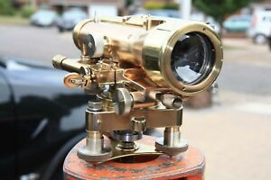 Theodolite Surveyors Level Cooke Troughton And Simms Ltd