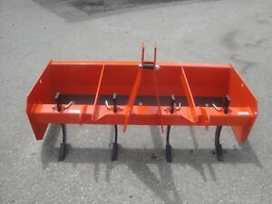 Southern 3105 5 Foot 3 Point Hitch Box Blade With Ripper Teeth