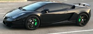 Avus Forged 3 Pc Wheels Tires 19 20 Staggered Lamborghini Gallardo Audi R8