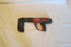 Hilti Dx460 Powder Actuated Tool W Mx72 Mag 1