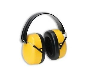 Lot Of 6 Sound Isolation Safety Earmuffs 29 Decibel Hearing Protection Ear Plugs