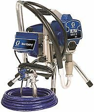 Graco Ultra Max Ii 495 Pc Pro Stand Electric Paint Sprayer