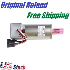100 Original Roland Scan Motor For Sp 540v Sp 300 Sp 300v Flj 300