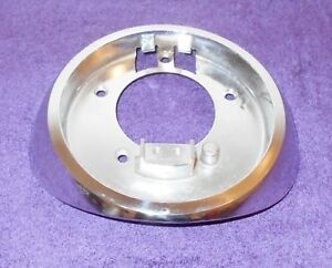 1969 Mustang Mach1 Boss Convert Fastback Grande Orig Pop Open Decor Gas Cap Base