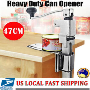 Us Large Heavy duty Commercial Kitchen Restaurant Food Big Can Opener Table