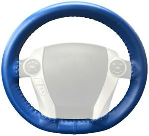 Wheelskins Cobalt Genuine Leather Steering Wheel Cover For Fiat