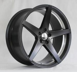 20 Wheels For Ford Mustang V6 Gt 2005 Up Staggered 5x114 3