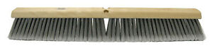 36 Fine Sweep Floor Brush Flagged
