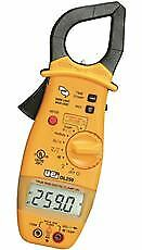 Clamp On Multi Meter With Light