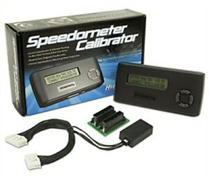 Hypertech 730125 Speedometer Calibrator 2016 2018 Ford F 150 2017 Ford F 250 350