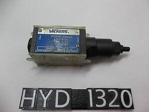 Vickers Dgmx2 3 pp aw s 40 Hydraulic Pressure Relief Valve hyd1320