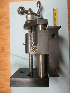Dumore heavy Duty lathe Milling Attachment Model 8349
