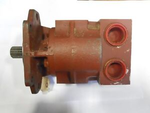 Motor Hyd for Frm70 21 Rotary Mower Used On Fecon Model Frm70