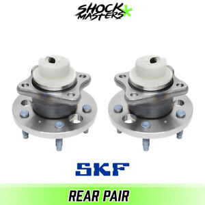 1998 2002 Oldsmobile Intrigue Rear Wheel Hub Bearing Assembly Pair W abs Oem Skf