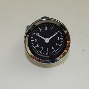 New Smiths Style Clock For Triumph Spitfire Tr3 Tr4 Tr6 Gt6 2 52mm Made In Uk