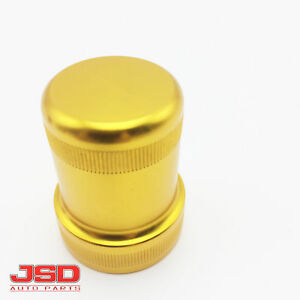 New Golden Solenoid Cover For Honda S B Series D Series H Series Vtec Engines