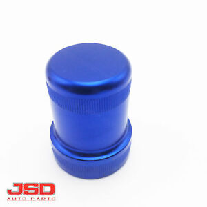 New Blue Solenoid Cover For Honda S B Series D Series H Series Vtec Engines