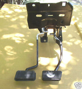 1970 Ford Mustang Mach 1 Cougar Clutch Pedal Assembly For Power Disc Brakes 70