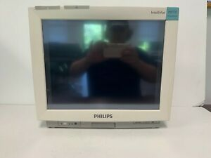 Philips Intellivue Mp70 Anesthesia Monitor Monitor Only Biomed Certified