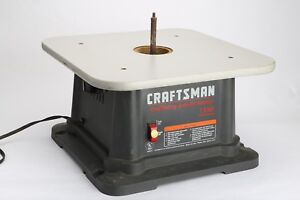 Craftsman Oscillating Spindle Sander 113 225705