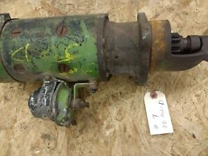 John Deere D Tractor Starter Delco Remy 794