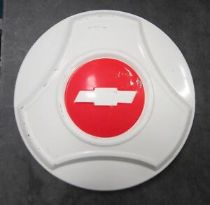 1966 Chevrolet Truck Dog Dish Hub Cap 1 2 Ton C10 17 5 Option Rim 6 Lug Heavy
