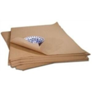 2 Bundle 30 X 40 40 Kraft Paper Sheets 50 Lbs Bundle Brown