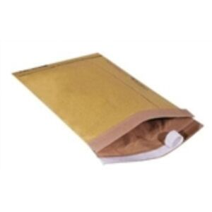 50 7 14 1 4 X 20 Kraft Self seal Padded Mailer Tear Strip