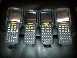 Motorola symbol Mc3090 Handheld Barcode Inventory Scanner With Battery