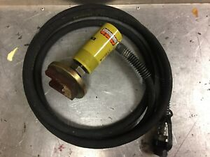 Enerpac Rc 102 Single Acting Hydraulic Cylinder 10 Ton 2 13 Stroke 10 000 Psi
