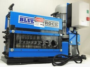 Bluerock Tools Model Mws 808pmo Wire Stripping Machine Copper Cable Stripper