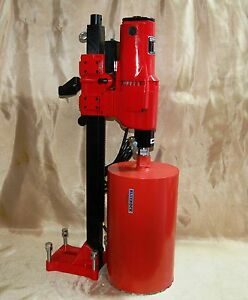 10 Z 1 Core Drill 2 Speed W Stand Concrete Coring By Bluerock Tools