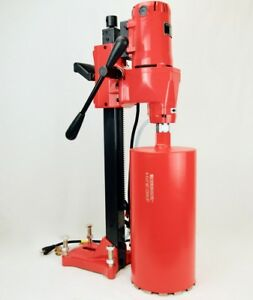 Bluerock Tools Model 8 Z 1 Core Drill Concrete Coring High Quality