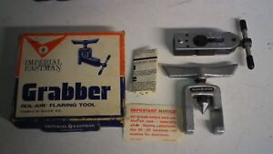 Imperial Eastman No 527 f Grabber 3 16 To 5 8 Flaring Tool Free Shipping