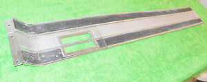 1965 1966 Mustang Fastback Coupe Gt Convertible Orig A t Console Top Trim Bezels