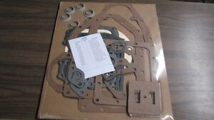 Complete Wisconsin Engine Gasket Set For Vh4d W4 1770 Vf4d Read Ad