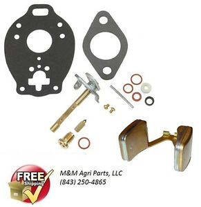 Carburetor Kit Float Massey Ferguson Mf 135 150 50 35 To35 Massey Harris F40