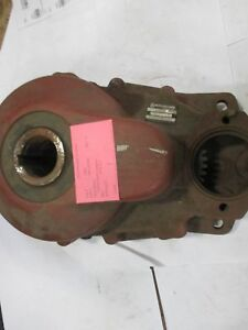 Gearbox Small complete Used On Fecon Model Mza