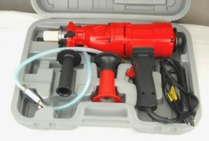4 Z 1 Core Drill 2 Speed Concrete Coring By Bluerock Tools Z1