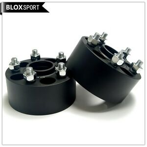 Custom High Quality 65mm Hubcentric Wheel Spacers Forged 4pc For Ford Mustang