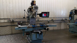 Prototrak Dpmsx5 Cnc Smx Bed Mill Made By Southwestern Industries
