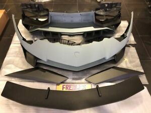 Lamborghini Aventador Lp750sv Kit Lp700 With Dry Carbon Overlay