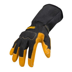 Dewalt Dxmf01011 Premium Fabricator s Light Duty Mig Tig Welding Work Gloves