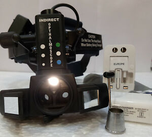 Indian New Binocular Indirect Ophthalmoscope Medical Specialties By Dr harry