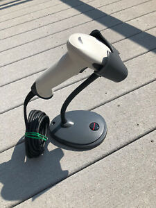 Honeywell Hyperion 1300g Usb Handheld Barcode Scanner With Stand