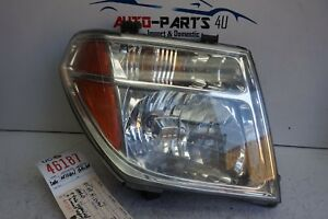 2005 2007 Nissan Pathfinder Right Passenger Halogen Headlight Oem Uc46187