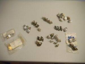 Huge Lot X 43 Vtg Transistors Motorola Rca Silicon Electronics Components New