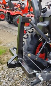 Three Point Attachment For Tractor To Pull Trailer Wagon To Add Ball Hitch Farm